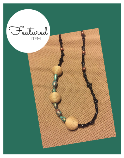 Kim's Necklace Featured Item